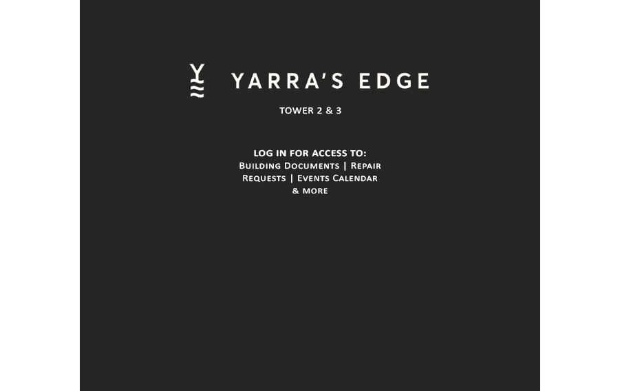 Yarra's Edge Residents